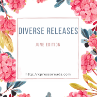 Diverse Books Out June 2018