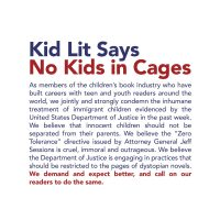 Kid Lit Says No Kids in Cages + Five Books About Immigration Experiences You Should Read