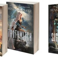 Giveaway: The Witchlands Series