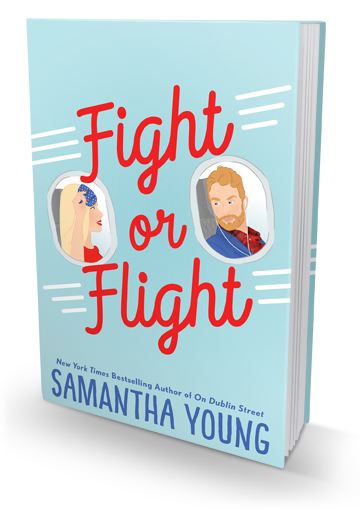 Pretty Toxic: Fight or Flight by Samantha Young
