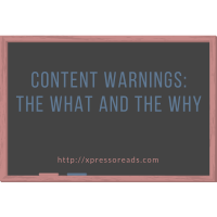 Content Warnings: the What and the Why
