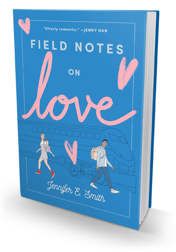 Entertaining but not Memorable: Field Notes in Love by Jennifer E. Smith