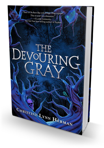 Atmospheric With Well-Written Characters: The Devouring Gray by Christine Lynn Herman