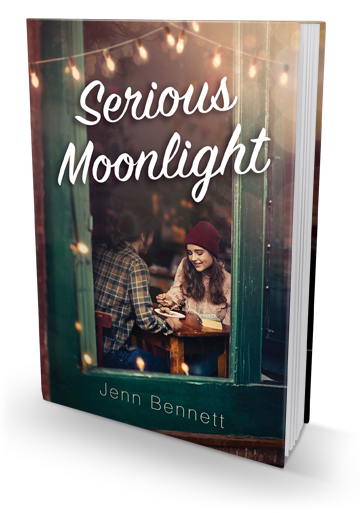 Not Bennett's Best: Serious Moonlight by Jenn Bennett