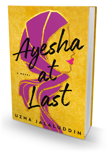Potentially the best Pride and Prejudice Adaptation: Ayesha at Last by Uzma Jalaluddin