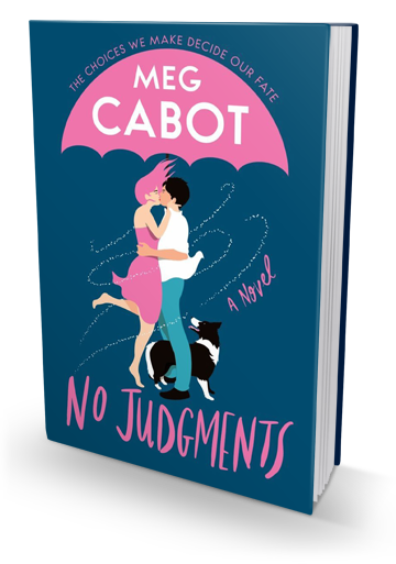 Falls Short: No Judgments by Meg Cabot