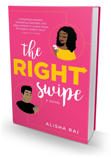 Light-Hearted and Thoughtful: The Right Swipe by Alisha Rai